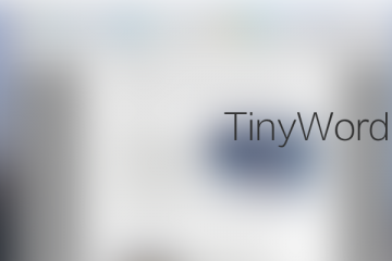 Tinyword avrmagazine