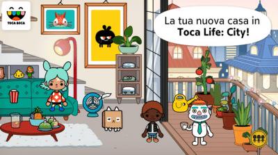 Toca Life City applicazioni per iphone avrmagazine