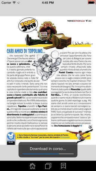 Topolino & Co applicazioni per iphone avrmagazine 2