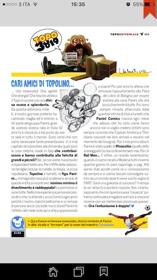 Topolino & Co applicazioni per iphone avrmagazine 3