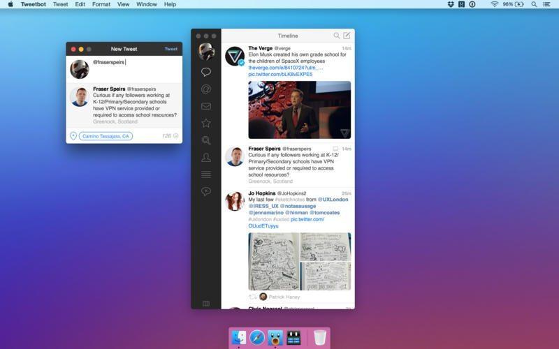 Tweetbot 2 applicazioni per mac avrmagazine 1