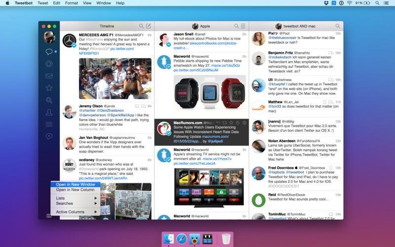 Tweetbot 2 applicazioni per mac avrmagazine 2