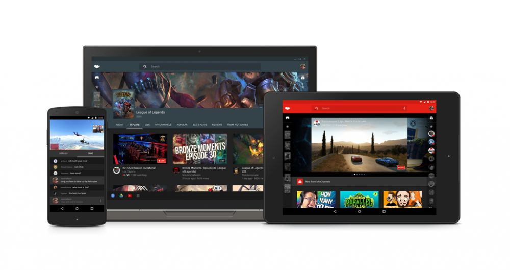 YouTube Gaming avrmagazine 2