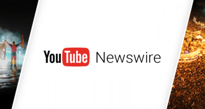 YouTube Newswire avrmagazine
