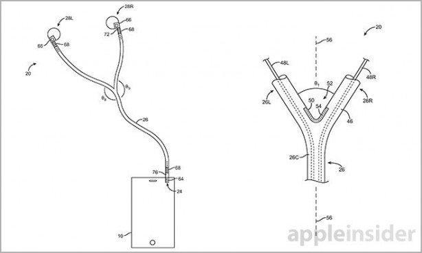 brevetto Apple cuffie avrmagazine 1