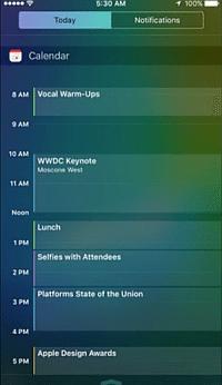 novita iOS9 apple font novita iOS applicazioni ipad avrmagazine