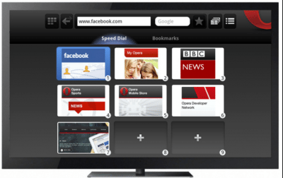 opera browser tv applicazioni android avr magazine