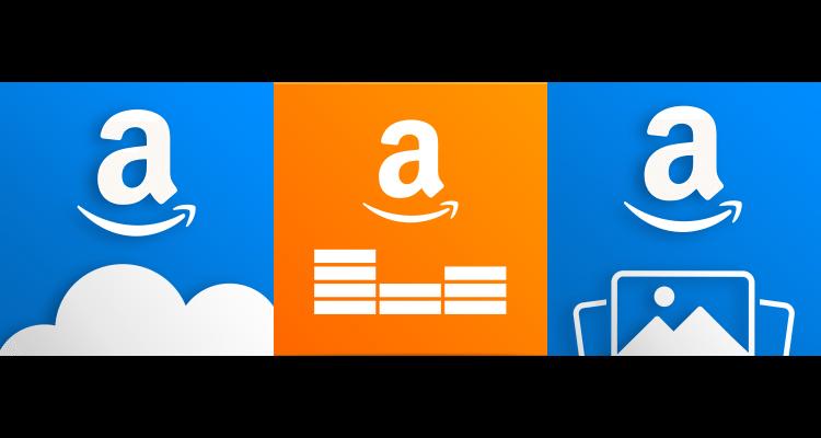Amazon Cloud Drive App applicazioni per iphone e android avrmagazine