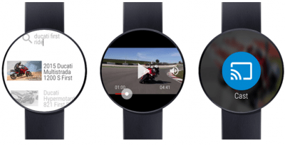 Android Wear Video  applicazioni per android avrmagazine