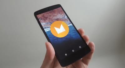 Android M avrmagazine