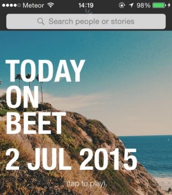 Beet  applicazioni per iphone avrmagazine