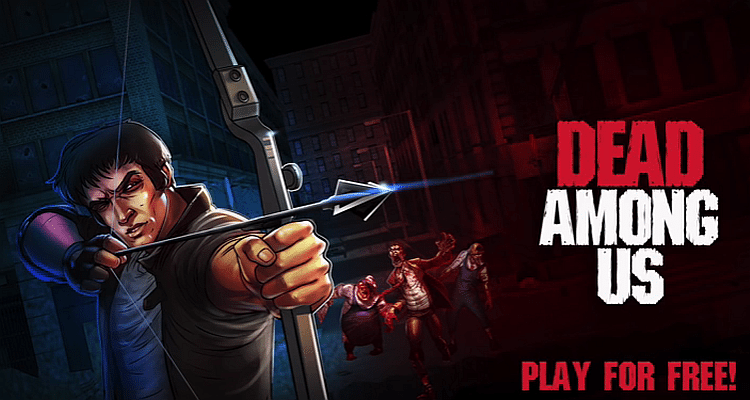 Dead Among Us giochi per iphone e android avrmagazine
