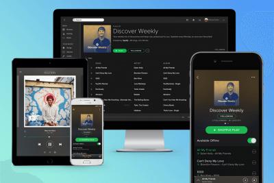 Spotify Discover Weekly AVRmagazine