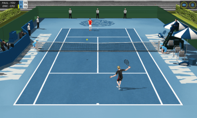 Flick Tennis giochi per iphone e android avrmagazine