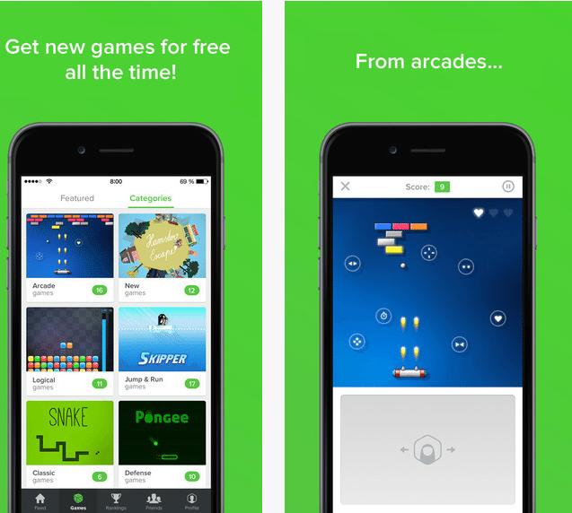 Gamee giochi social per android e ios for Piani di costruzione della piattaforma gratuiti