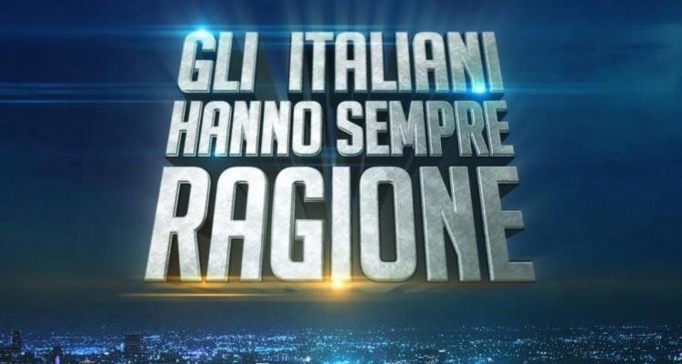 Gli italiani hanno sempre ragione avrmagazine