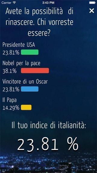 Gli italiani hanno sempre ragione giochi per iphone avrmagazine 1
