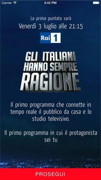 Gli italiani hanno sempre ragione giochi per iphone avrmagazine 3