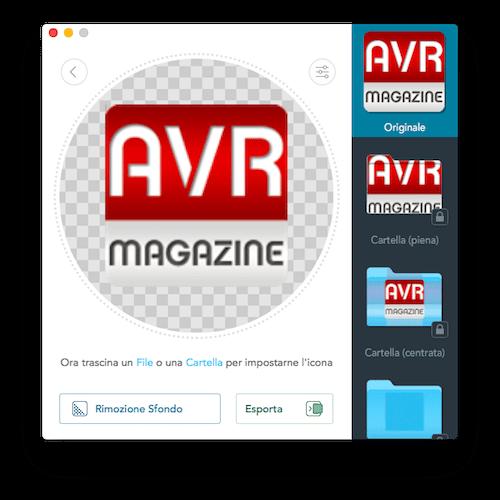 Image2icon applicazioni per Mac avrmagazine 1