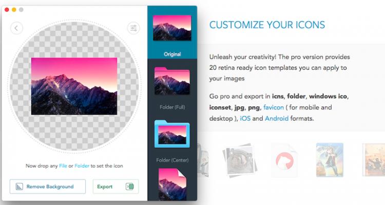 Image2icon applicazioni per Mac avrmagazine