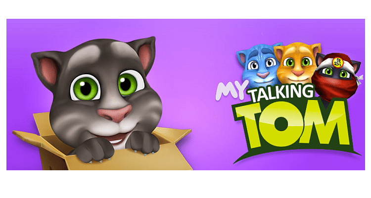 My talking Tom giochi per iphone e android avrmagazine