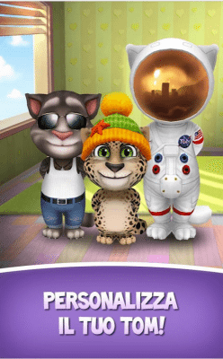 My talking Tom3