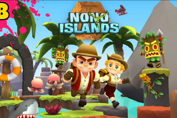 Nono Islands giochi per iphone avrmagazine