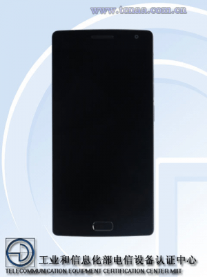 OnePlus 2 nell'immagine della TENAA