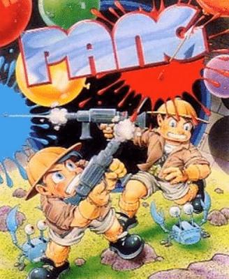 Pang! predecessore di Pang Adventures