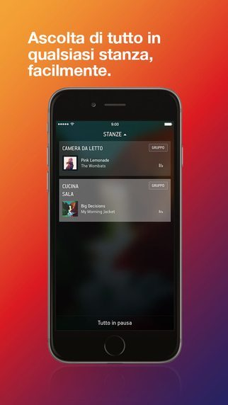 Sonos controller applicazioni per android avrmagazine 3