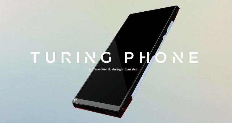 Turing  Phone avrmagazine