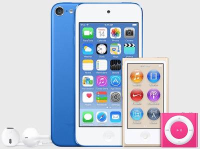 iPod avrmagazine