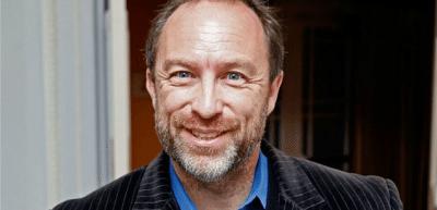 Jimmy Wales, fondatore di Wikipedia e TPO