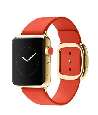 Il modello Edition in oro