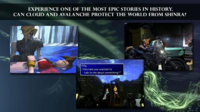 Final Fantasy VII per iOS è finalmente arrivato