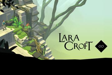 Lara Croft GO giochi per iphone avrmagazine 1