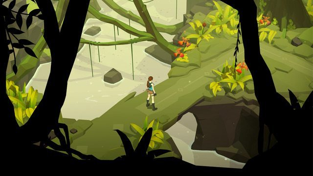 Lara Croft GO giochi per iphone avrmagazine 3