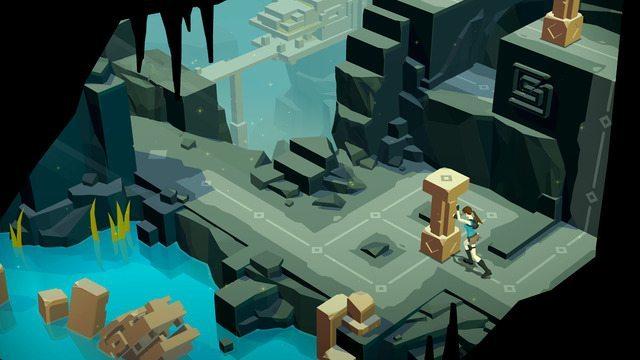Lara Croft GO giochi per iphone avrmagazine 4
