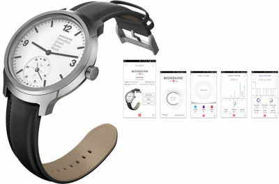 Mondaine- Helvetica 1 Smart Watch