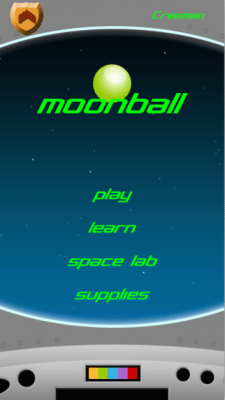 Moonball Epic Adventure