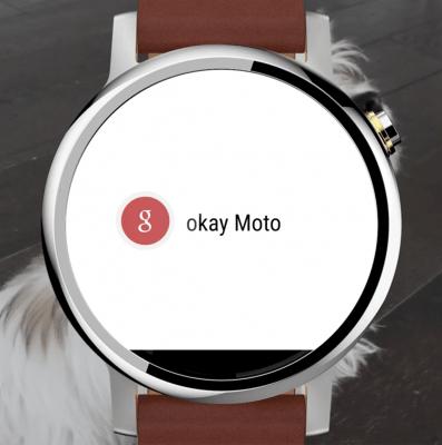 Leak del nuovo Moto 360