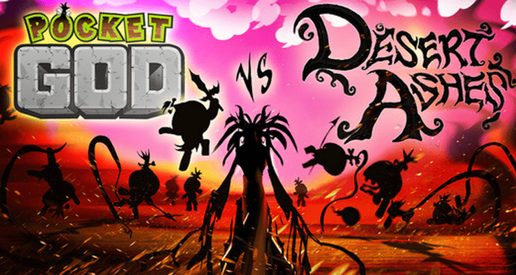 Pocket-God-vs-Desert-Ashes-giochi-per-iphone-avrmagazine