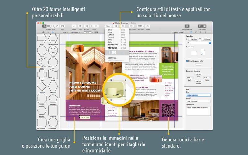 Swift Publisher 4 applicazioni per mac avrmagazine 2