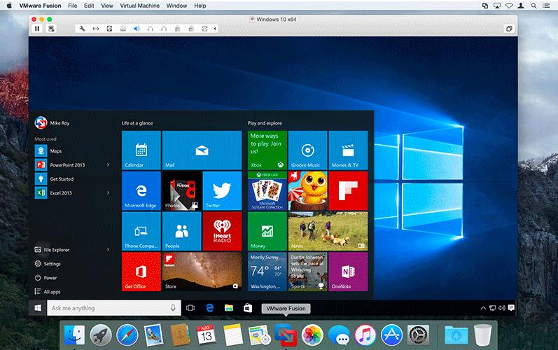 VMware Fusion 8 avrmagazine 1