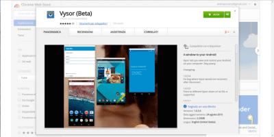 Vysor-applicazioni per android-avrmagazine-3