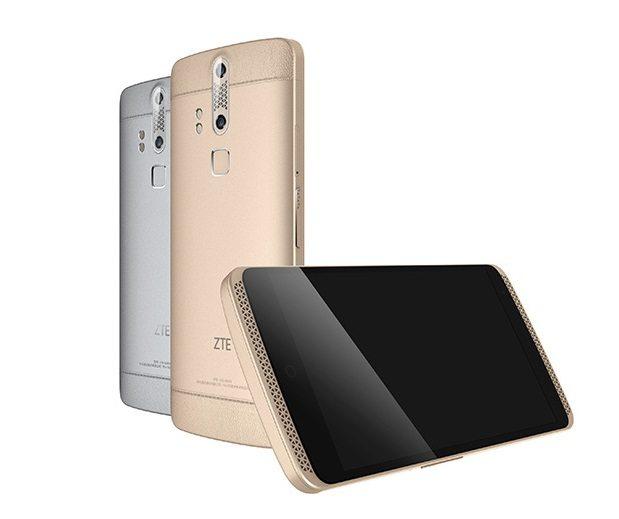 ZTE Axon 4G Android avrmagazine 1