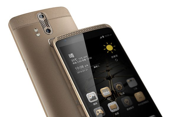 ZTE Axon 4G Android avrmagazine 3