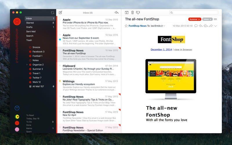 Airmail applicazioni per mac avrmagazine 2