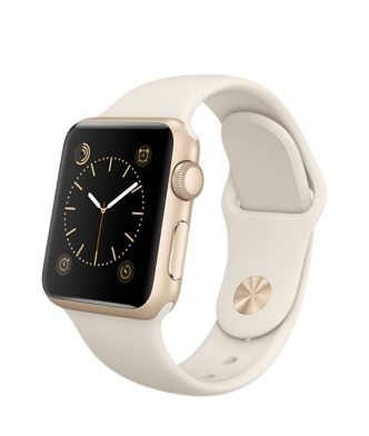 Apple Watch Sport Gold avrmagazine 2
