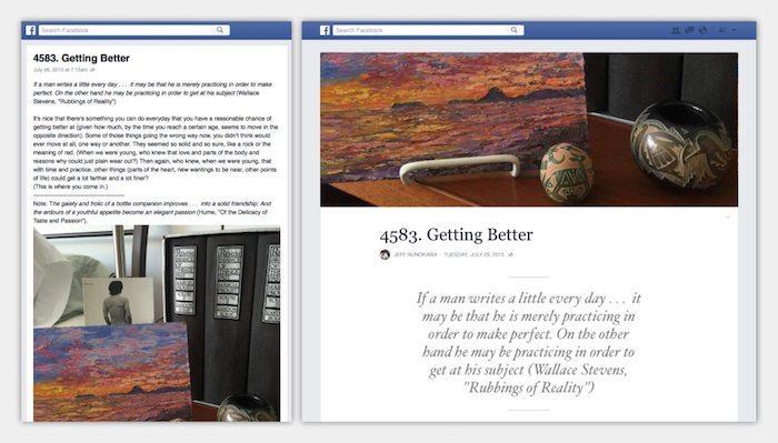 Facebook notes avrmagazine 1